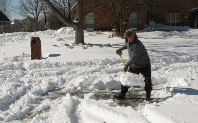 Tips for Shoveling Snow Safely