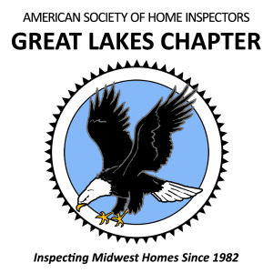 home inspection, ASHI great lakes chapter logo